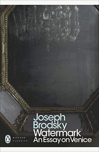 Watermark (paperback, 2013, Penguin PressClassics)