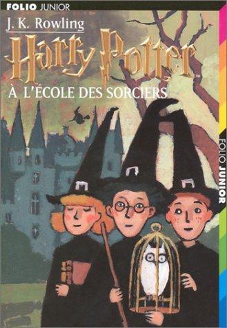 Harry Potter à l'école des sorciers (Harry Potter, #1) (French language, 1998)