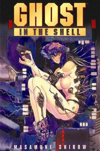 Ghost in the Shell (Ghost in the Shell, #1) (2006)