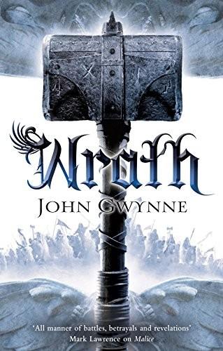 Wrath (The Faithful and the Fallen) (2016, Tor Books)