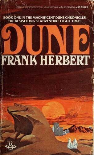 Dune (Paperback, 1984, Berkley)