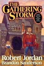 The Gathering Storm (Hardcover, 2009, Tor)