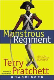 Monstrous Regiment (Audio Cassette, 2003, HarperAudio)