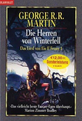 Das Lied von Eis und Feuer 1. Die Herren von Winterfell. (Paperback, 1997, Goldmann)