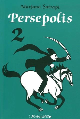 Persepolis (French language, 2001, L'Association)