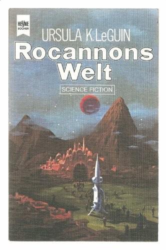 Rocannons Welt (German language, 1978, Heyne)