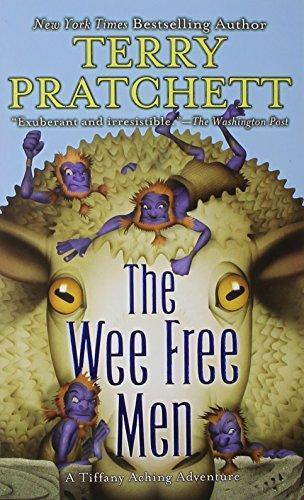 The Wee Free Men (Discworld, #30; Tiffany Aching, #1) (2004, HarperTrophy)