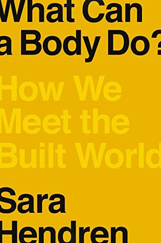 What Can a Body Do? (2020, Riverhead Books)