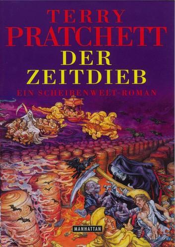 Der Zeitdieb (German language, 2004, Goldmann)