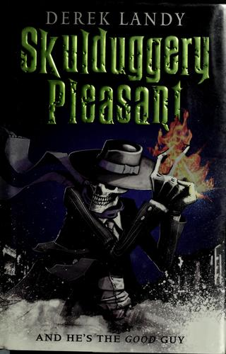 Skulduggery Pleasant (2007, HarperCollins)