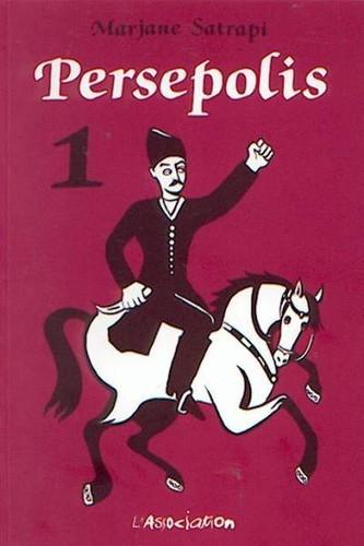 Persepolis (French language, 2000, L'Association)
