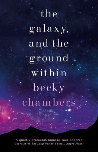 The Galaxy, and the Ground Within (E-book, 2021, Hodder & Stoughton)
