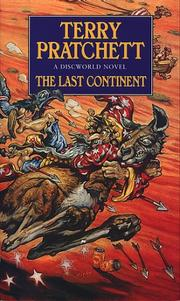 THE LAST CONTINENT (Paperback, 1999, CORGI ADULT)