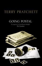 Going Postal (Discworld) (Paperback, 2007, Corgi)