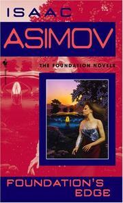 Foundation's Edge (Foundation Novels) (Mass Market Paperback, 1991, Spectra)