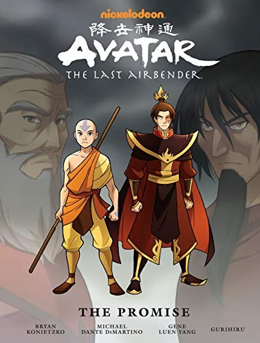 The Promise (Hardcover, 2013, Avatar: The Last Airbender, Dark Horse Books)