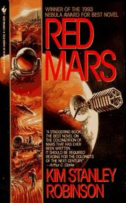 Red Mars (Mass Market Paperback, 1993, Spectra)