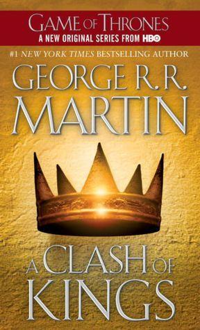 A Clash of Kings (2005, Bantam Books)