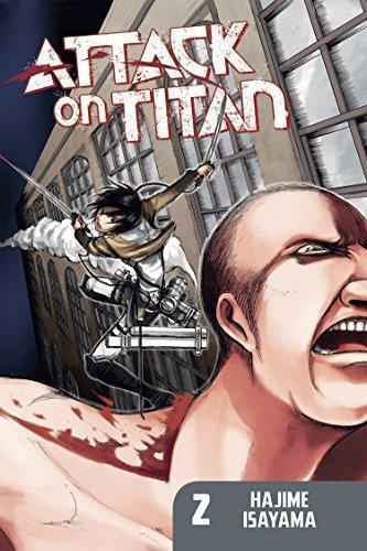 Attack on Titan, Vol. 2 (2012, Kodansha Comics)