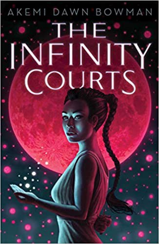 Infinity Courts (2021, Simon & Schuster Books For Young Readers)