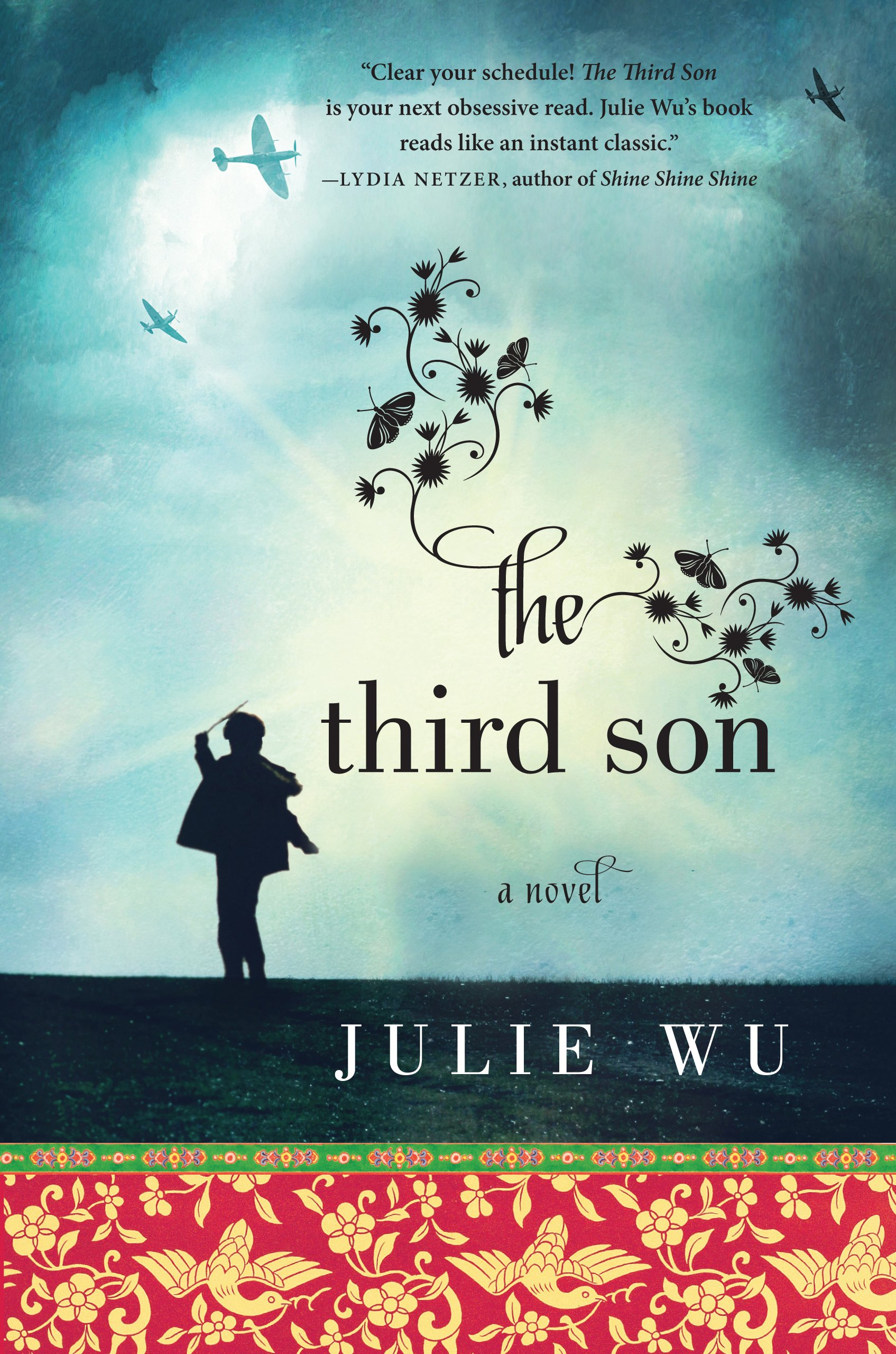 The Third Son (2013, Algonquin Books of Chapel Hill)