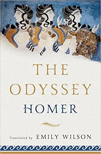 The Odyssey (2017, W. W. Norton & Company)