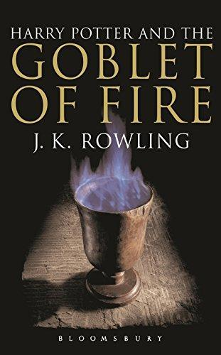 Harry Potter and the Goblet of Fire (2005, Bloomsbury Publishing)