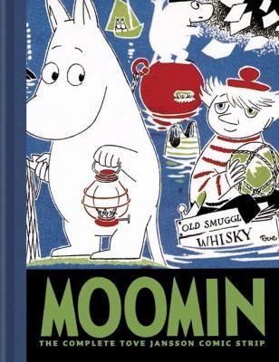 Moomin The Complete Tove Jansson Comic Strip (2008, Drawn & Quarterly)