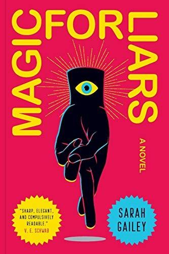 Magic for Liars (2020, Tor Trade)