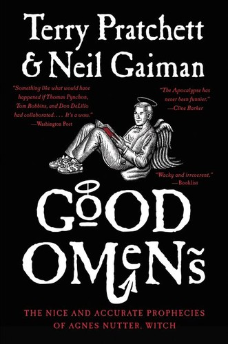 Good Omens (Paperback, 2007, HarperCollins Publishers Inc)
