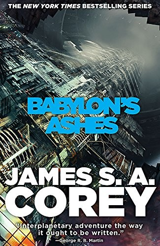 Babylon's Ashes: Book Six of the Expanse (2016, Orbit)