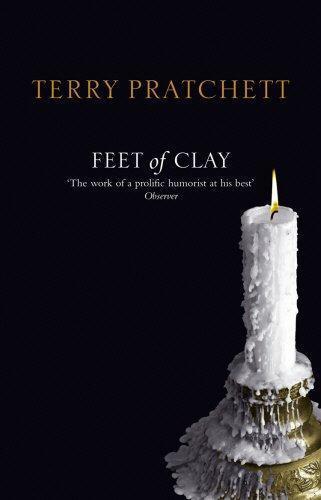 Feet of Clay (Paperback, 2005, Corgi)