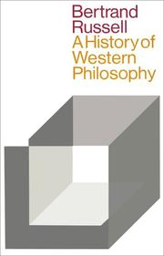 A History of Western Philosophy (1967, Touchstone)