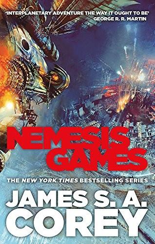 Nemesis Games (2016, ORBIT)