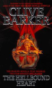 The Hellbound Heart (1991, HarperTorch)