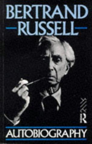 The Autobiography of Bertrand Russell (1988, Other)