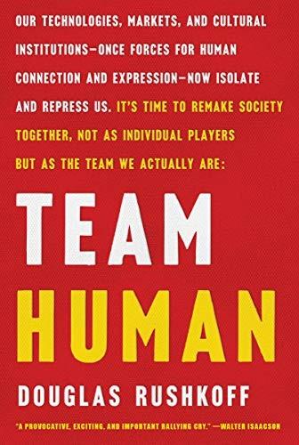 Team Human (paperback, 2021, W. W. Norton & Company)