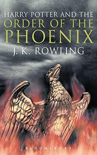 Harry Potter and the Order of the Phoenix (2004, Bloomsbury Publishing)