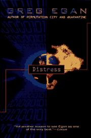Distress (Hardcover, 1997, Harper Prism)
