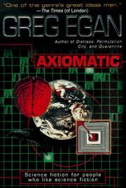 Axiomatic (1997, HarperPrism)