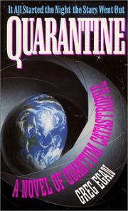 Quarantine (Paperback, 1995, Eos)