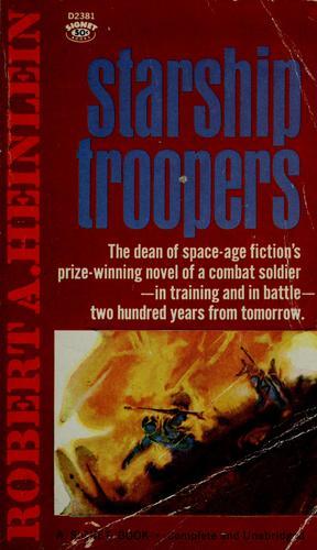 Starship Troopers (Paperback, 1982, Berkley Books)