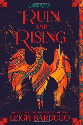 Ruin and Rising (2015, Square Fish, Bardugo Leigh)