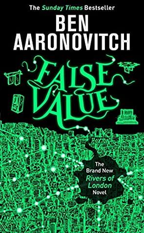 False Value (hardcover, 2020, DAW)