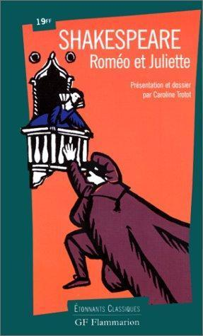Roméo et Juliette (French language, 2000, Flammarion)