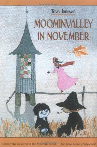 Moominvalley in November (2003, Farrar, Straus and Giroux)