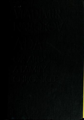 Ada (Hardcover, 1969, McGraw-Hill)