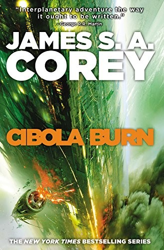 Cibola Burn (hardcover, 2014, Orbit)