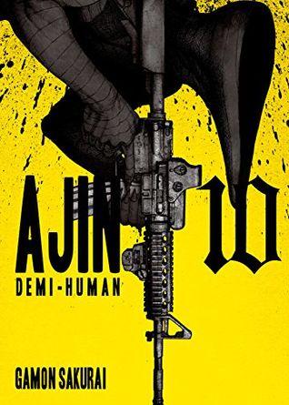 Ajin: Demi-Human, Vol. 10 (Kodansha Comics)
