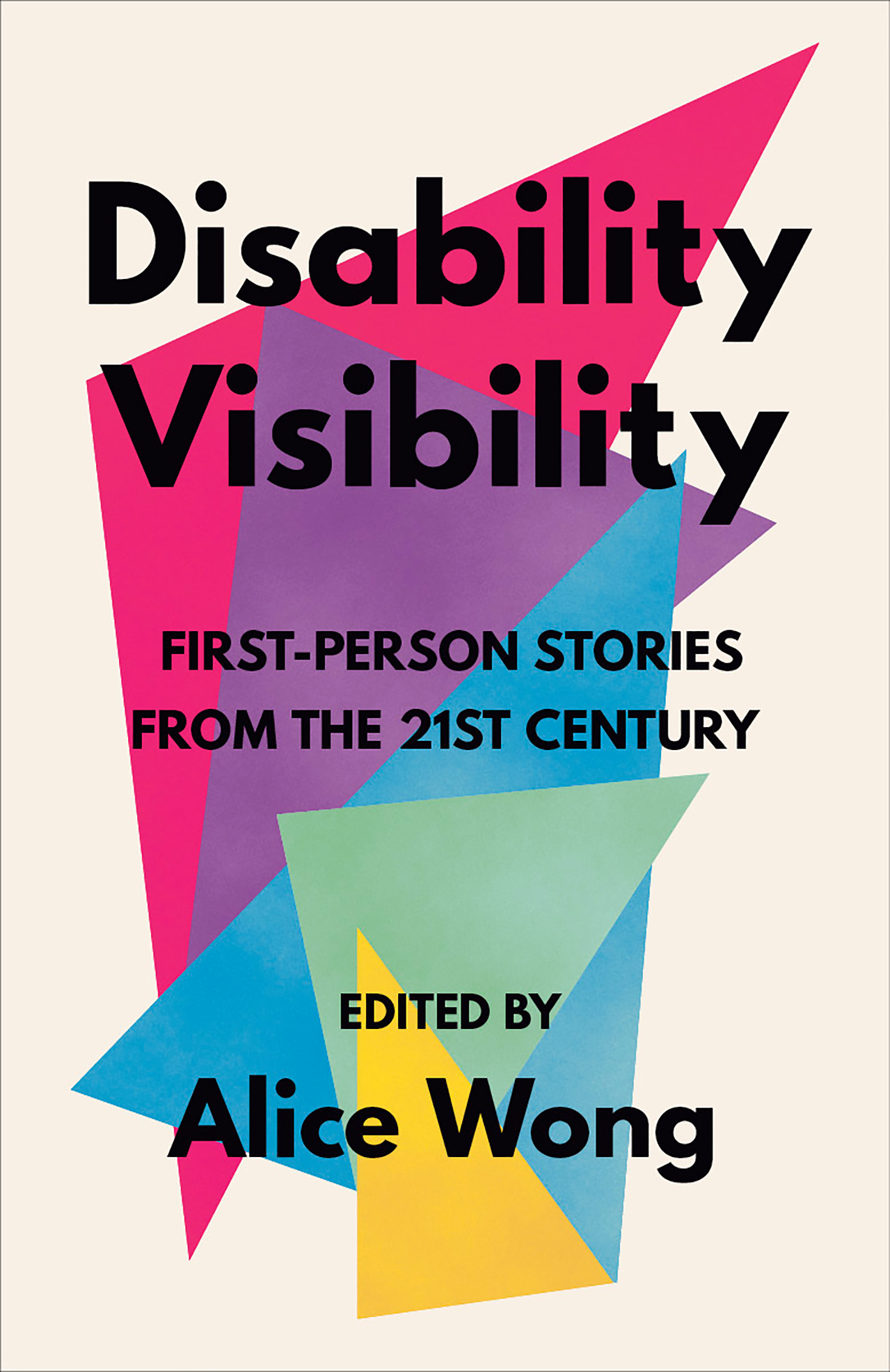 Disability Visibility (2020, Vintage)